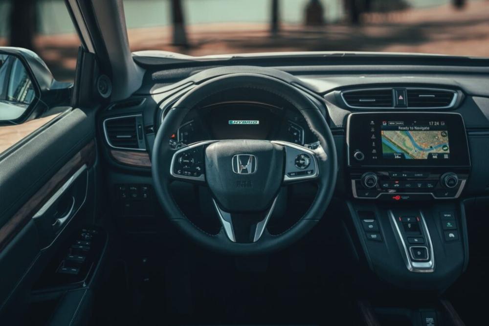 Interior Honda CR-V Hybrid