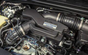 Motor Honda HR-V 2019