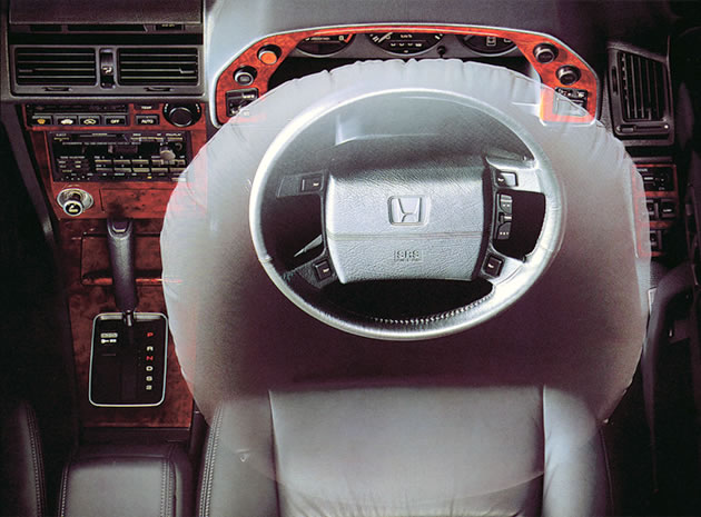 Airbag Honda Legend