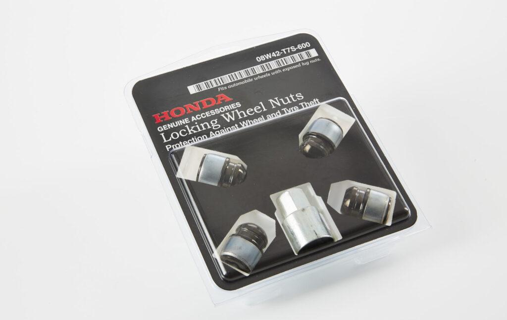 Porcas de segurança Honda