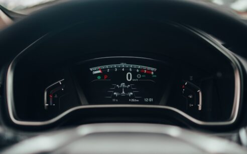Velocímetro Honda