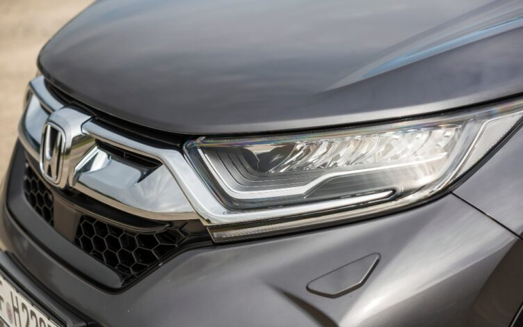 Dianteira SUV Honda
