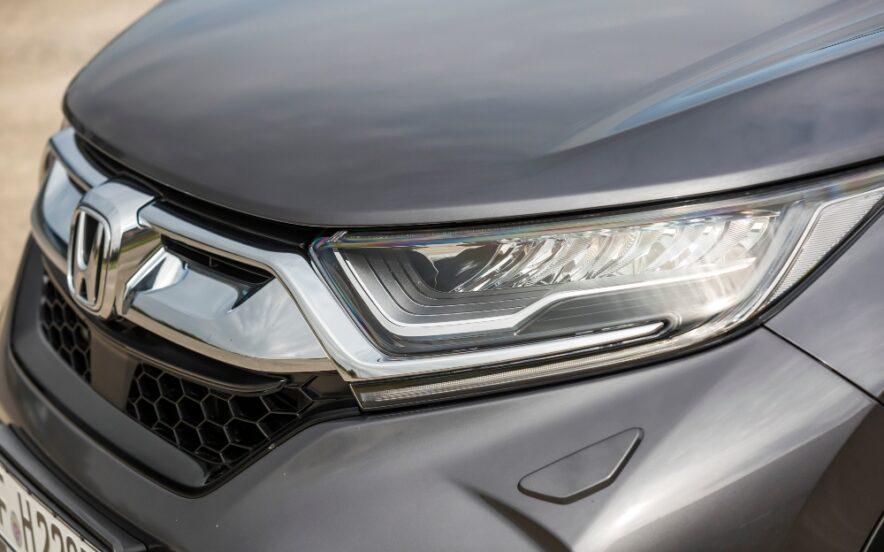 Grelha Honda CR-V Hybrid