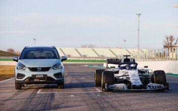 Honda Jazz na Formula 1