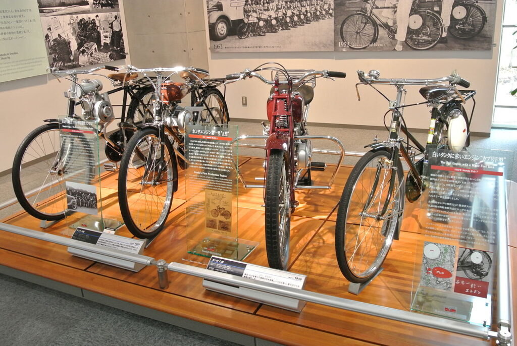 Bicicletas Motorizadas Honda
