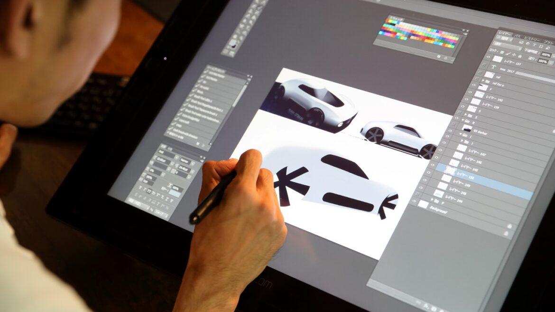 Desenvolvimento digital de novo carro Honda