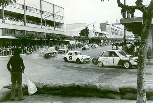 Corrida Honda Alberto Leitão
