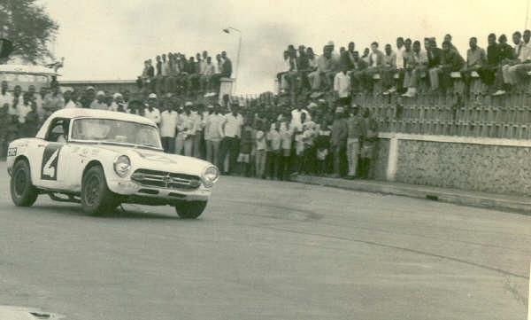 Honda Alberto Leitão