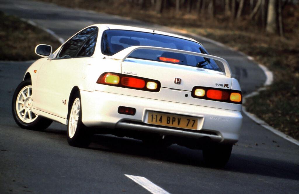 Honda Integra Type R branco