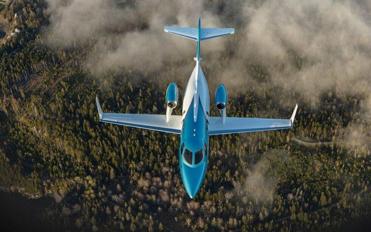 Avião Honda Jet