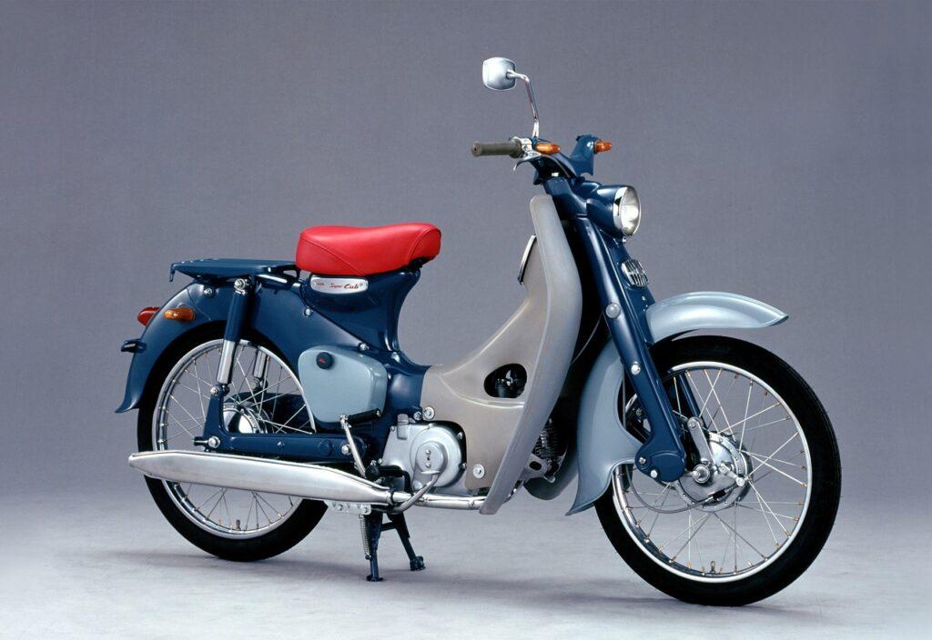 Mota Honda Super Cub