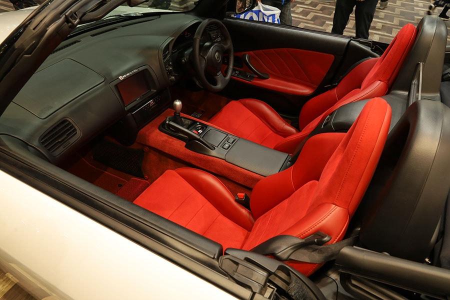 Interior Honda S2000