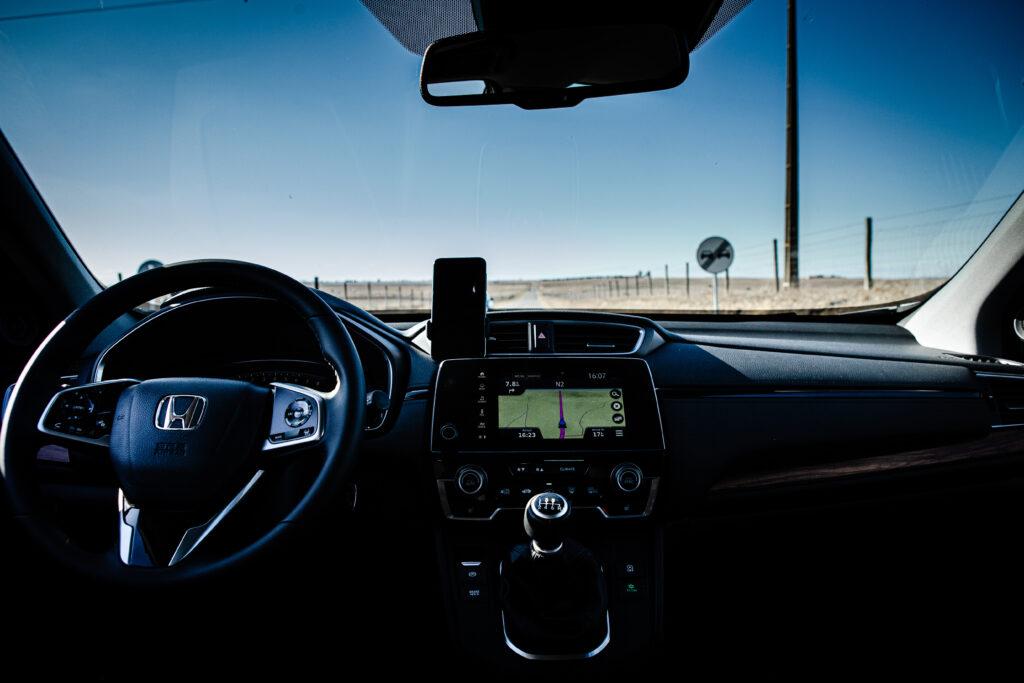 Interior Honda