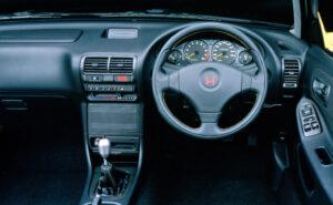 Interior Integra Type R