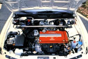 Motor Honda Integra Type R