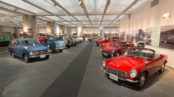 Museu Honda