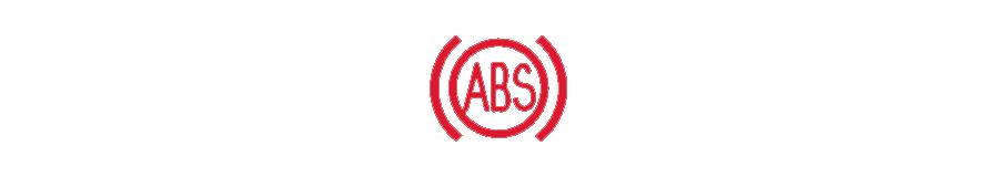 Sistema de travagem_luz ABS