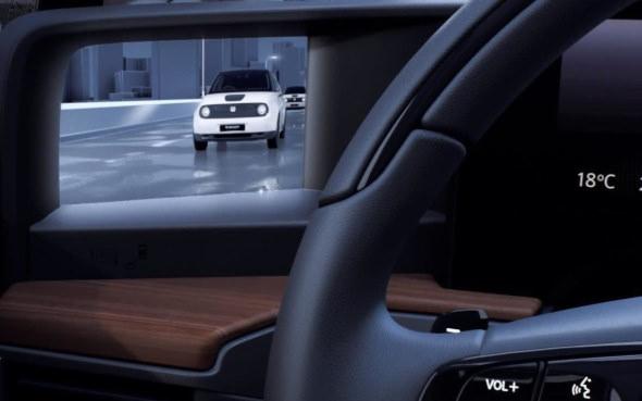 Espelho Retrovisor do Honda e