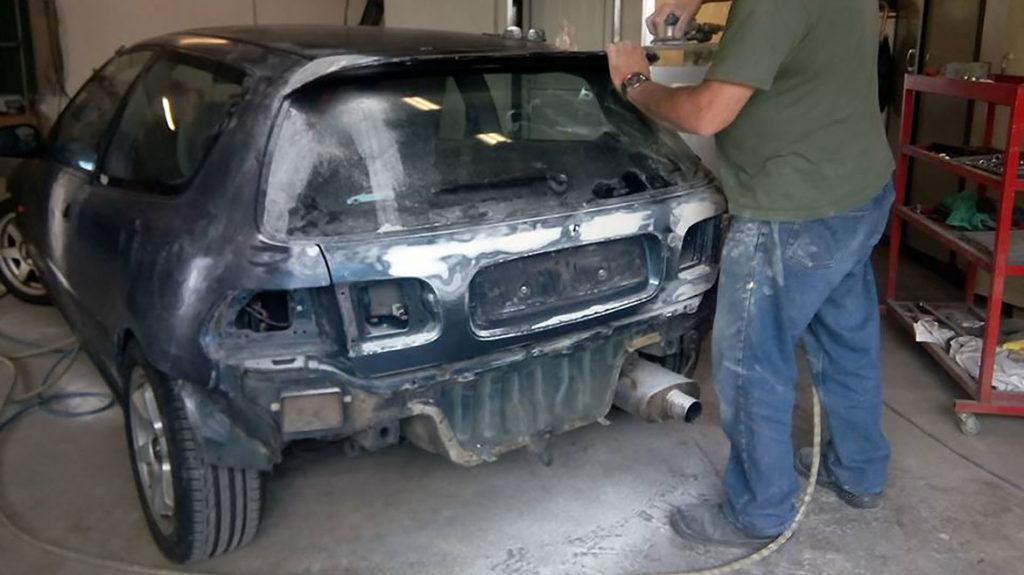 Arranjo Honda Civic