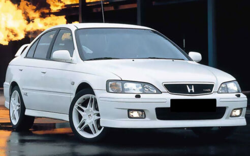 Honda Accord Type R branco