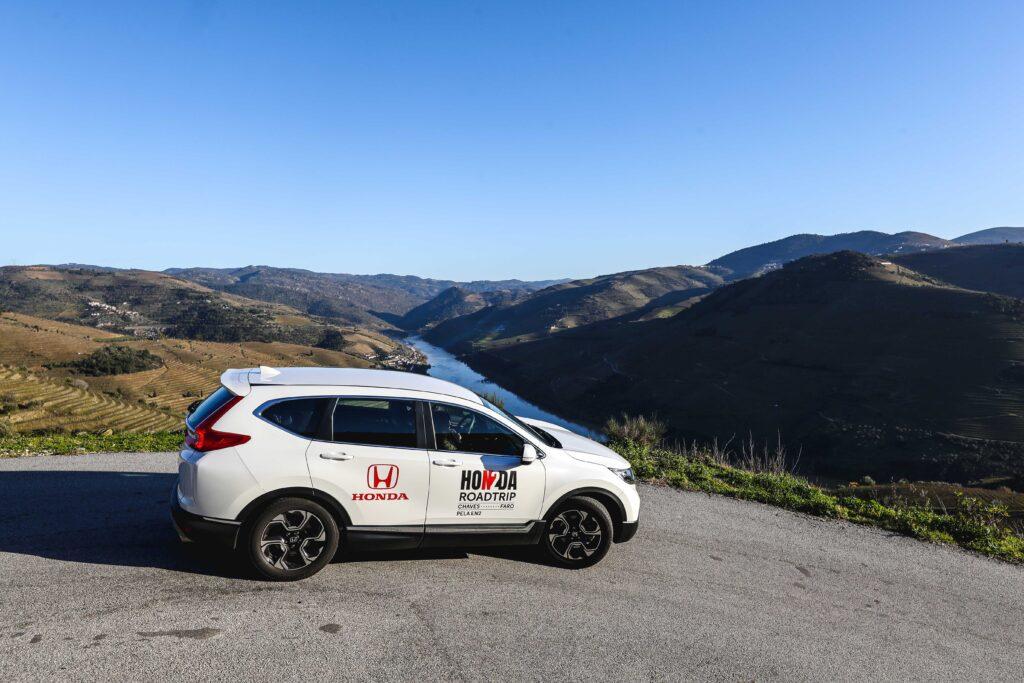Honda CR-V Hybrid Douro