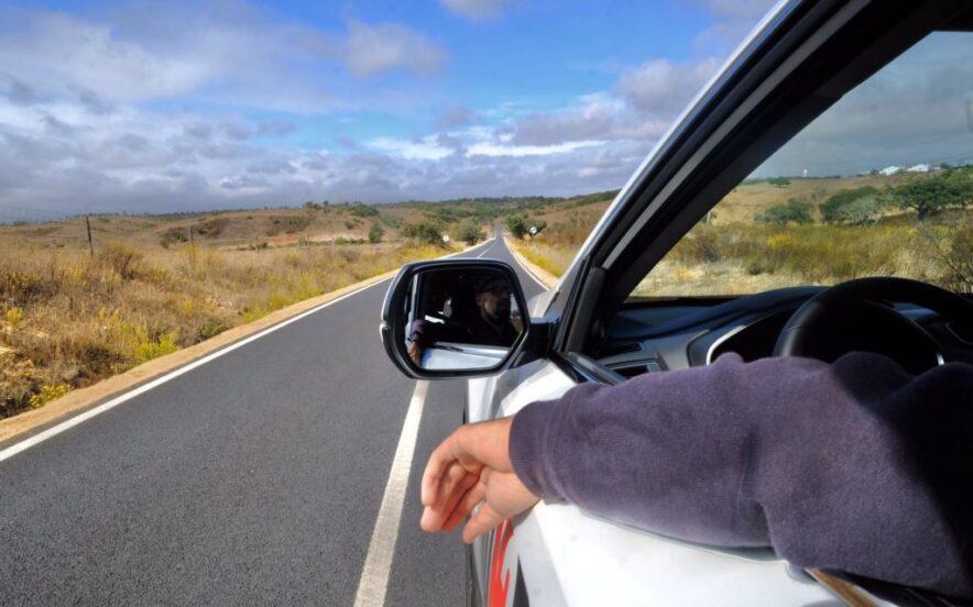 Honda CR-V Hybrid Estrada Nacional 2