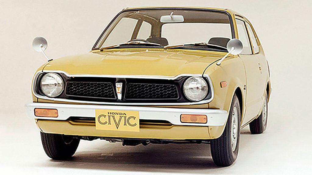 Honda Civic Antigo
