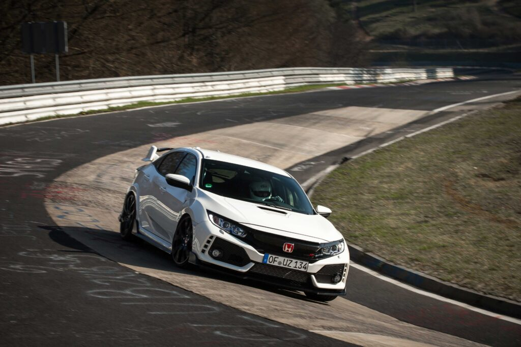 Honda Civic Type R Pista