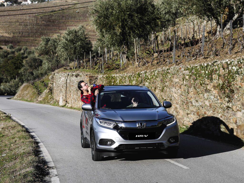 Honda HR-V Régua