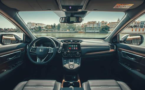 Interior CR-V Hybrid