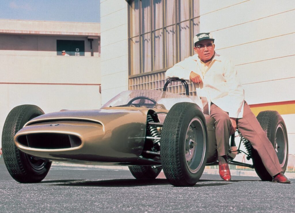 Soichiro Honda e RA270