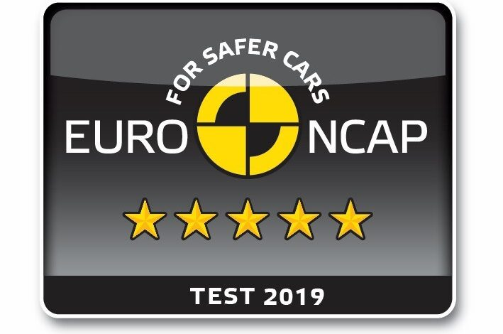 Testes EuroNCAP 2019