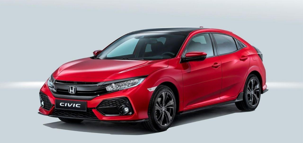 A décima geração do Honda Civic