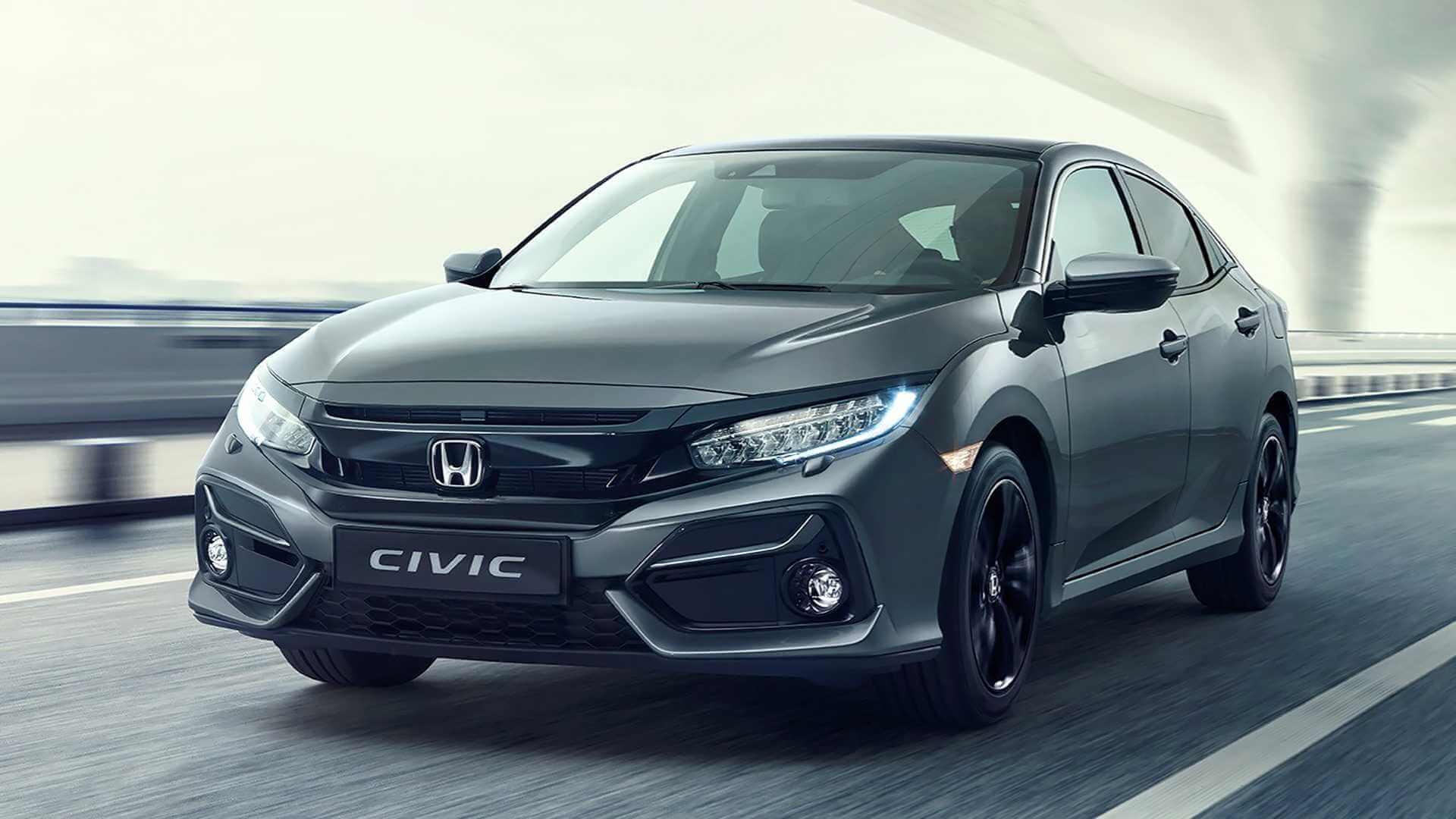 A décima geração, versão 2020, do Honda Civic