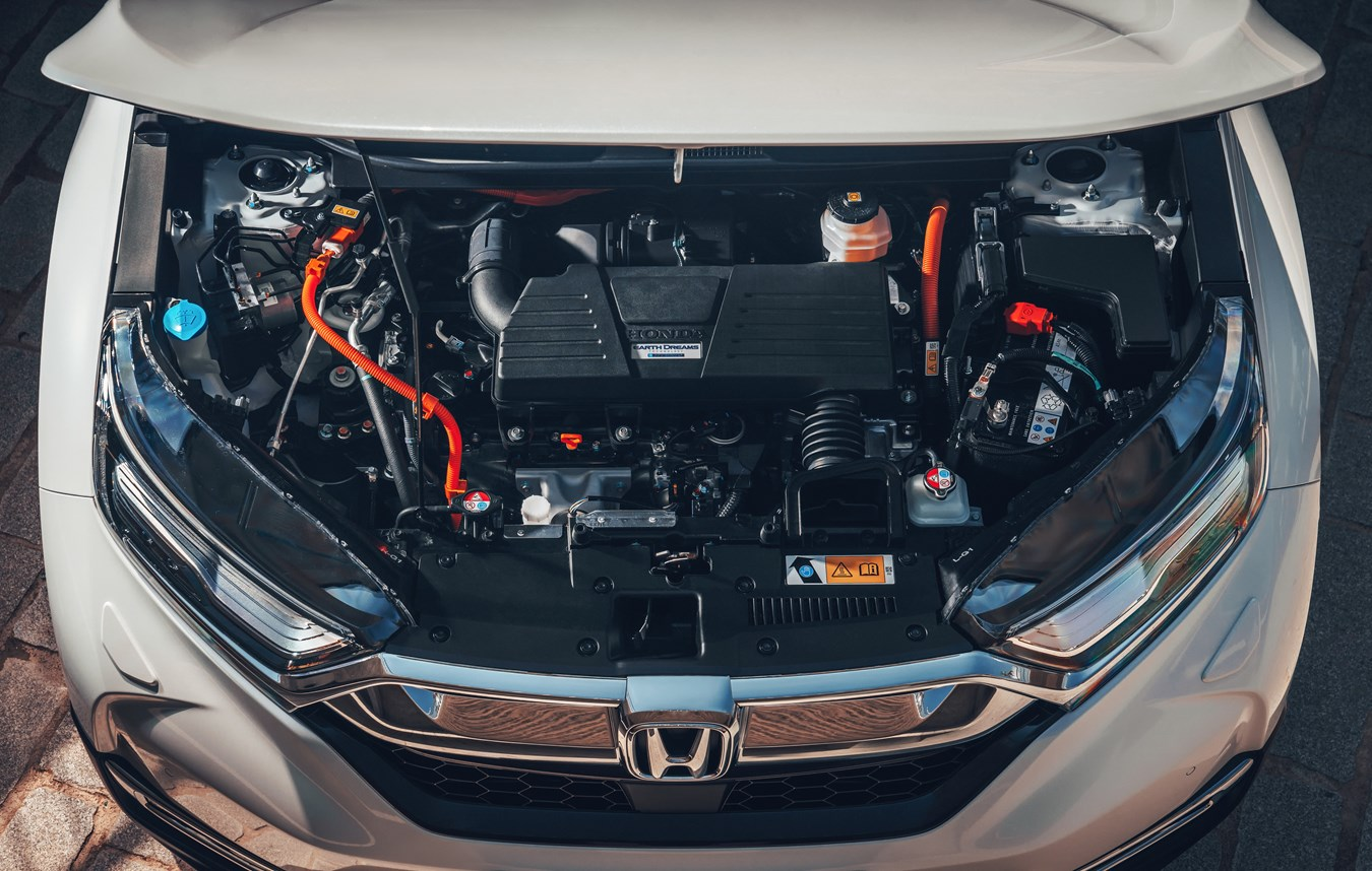 Motor do Honda CR-V Híbrido