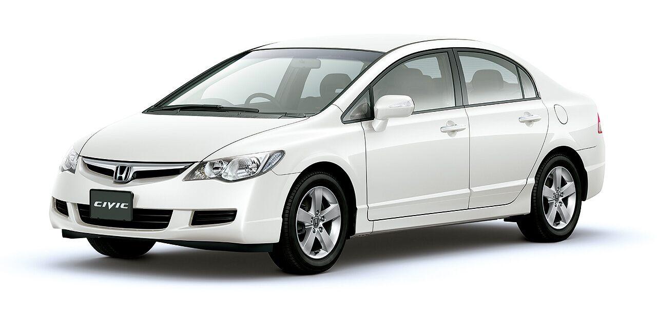 A oitava geração do Honda Civic