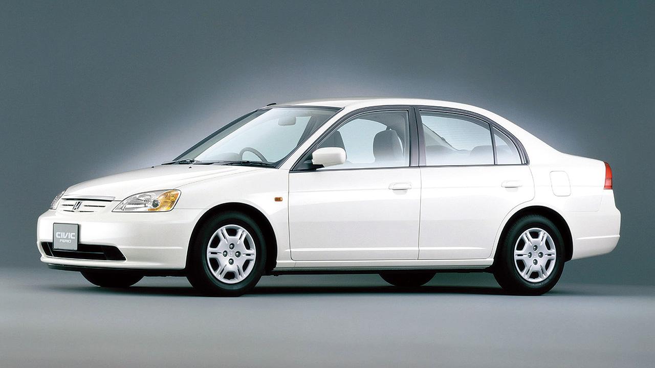 A sétima geração do Honda Civic
