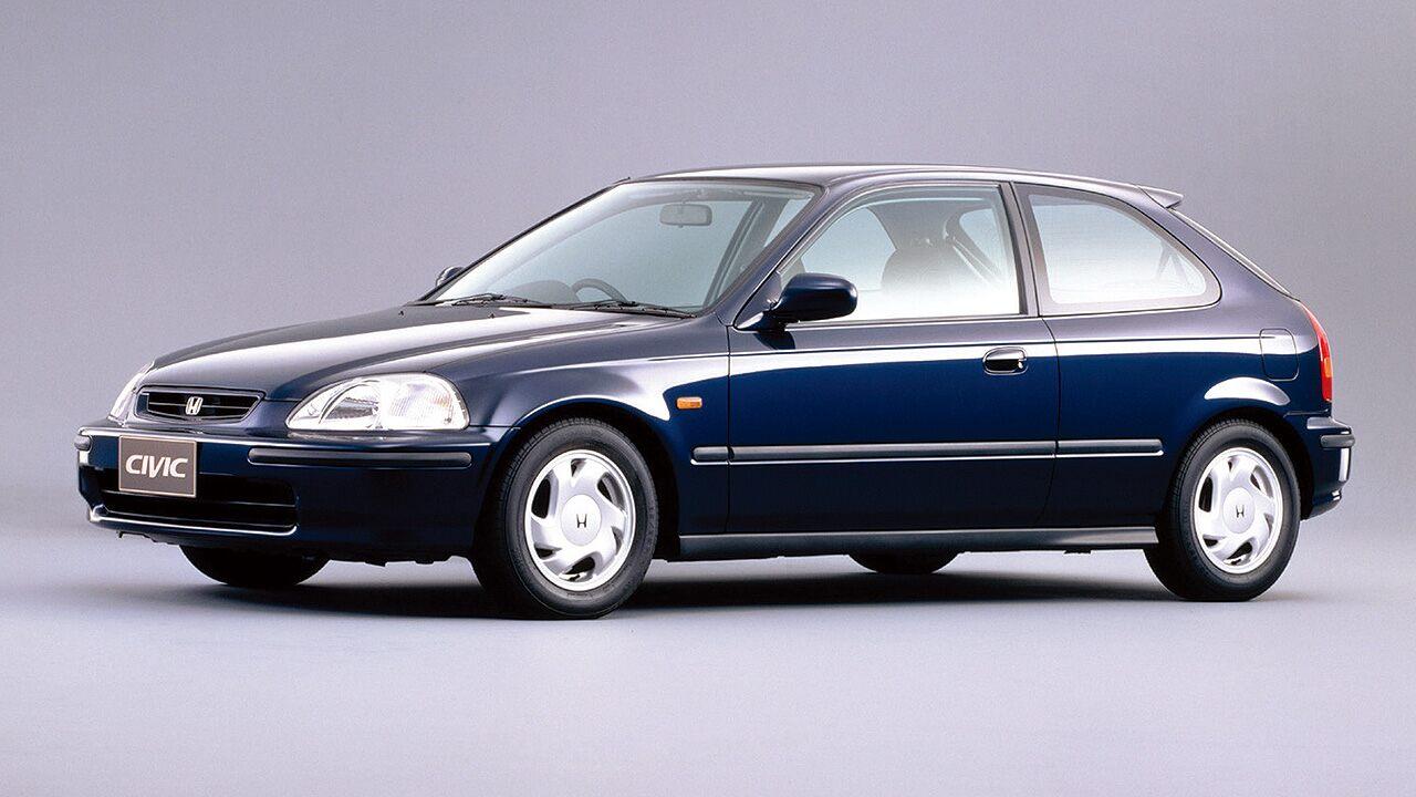 A sexta geração do Honda Civic