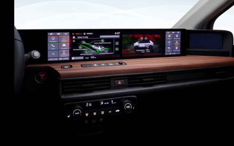 Tecnologia integrada do Honda e