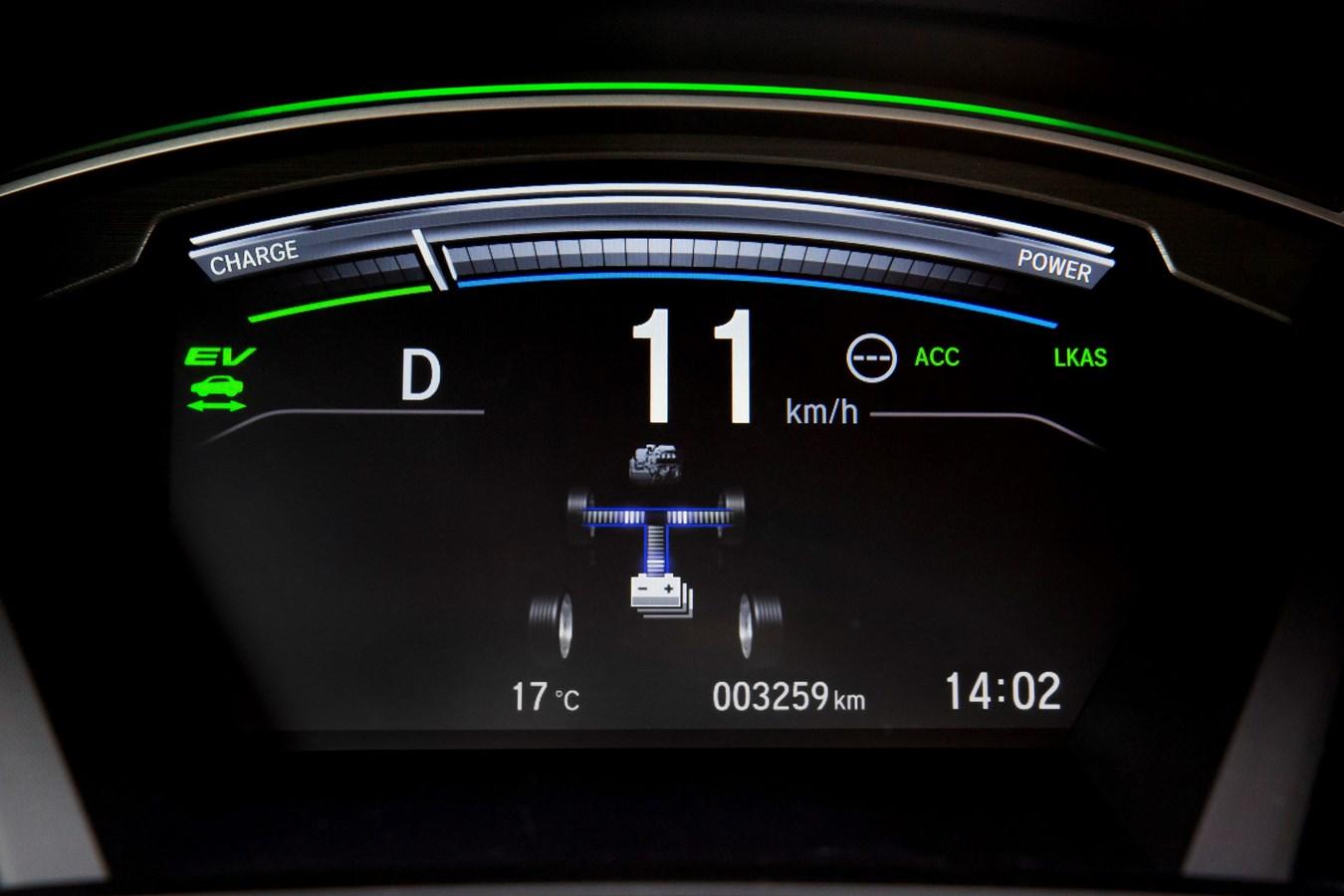 Tecnologia i-MMD do Honda CR-V Híbrido