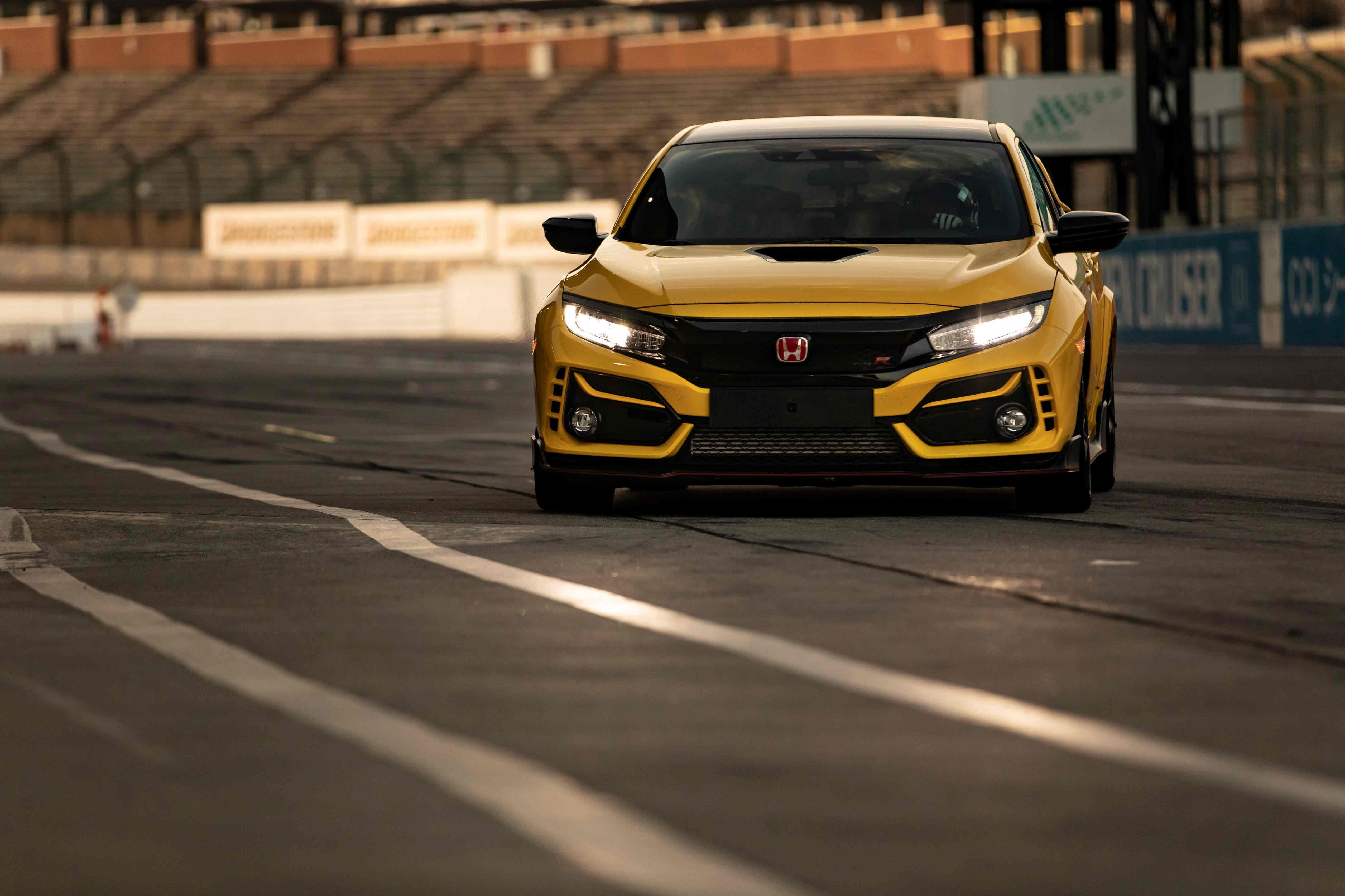 Honda Type R Limited Edition é safety car no WTCR 2020