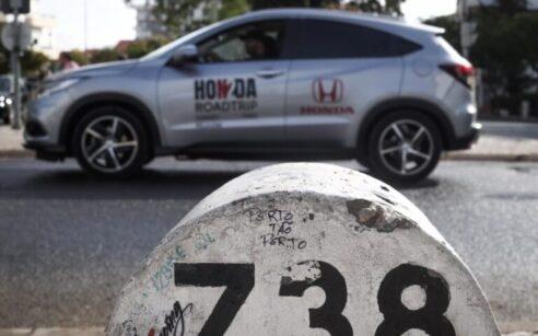 Descubra a Estrada Nacional 2 com a Honda