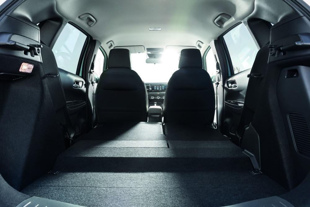Interior Honda Jazz Hybrid
