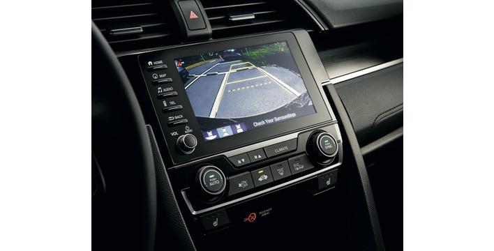 Novo Honda Civic 2020 tem mais tecnologias de segurança