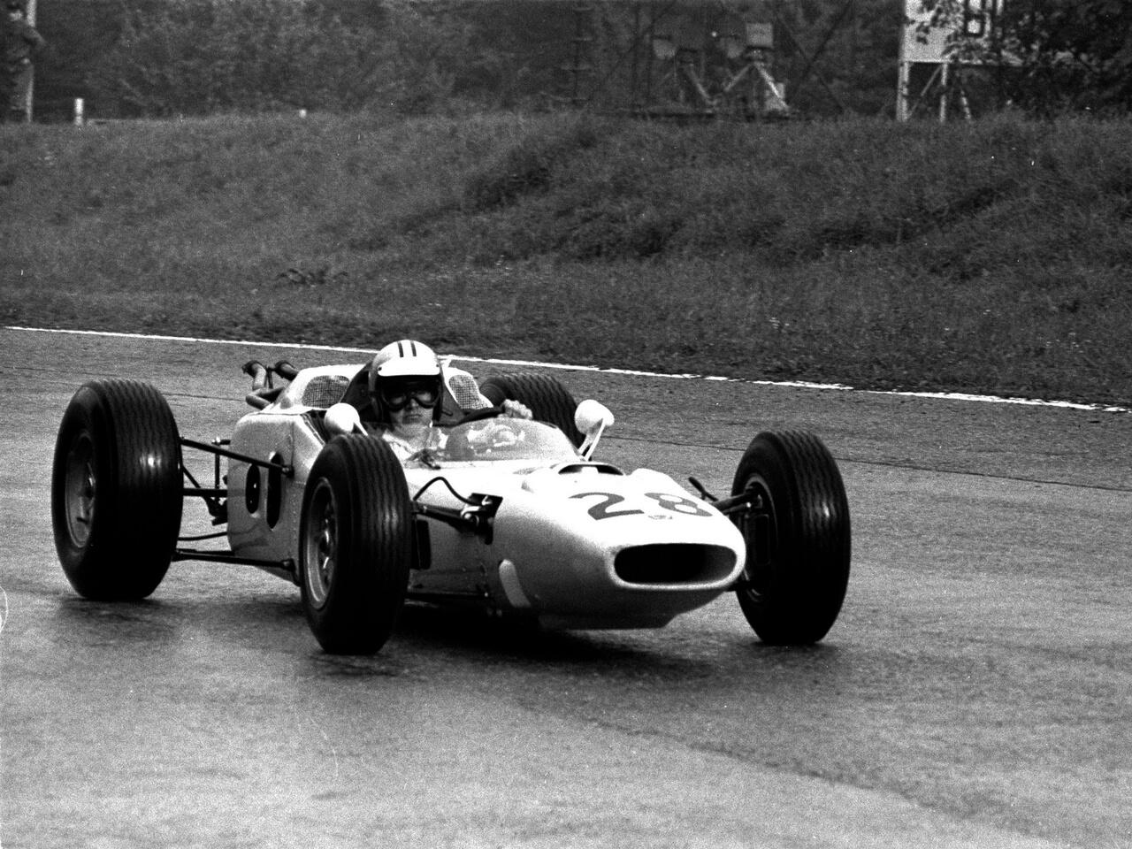O primeiro piloto da Honda na Fórmula 1: Bucknum