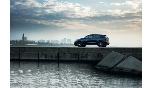 Honda HR-V: SUV para viagens longas
