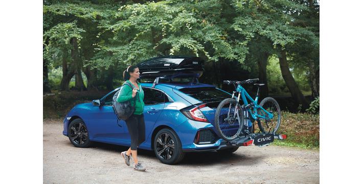 Marque test-drive ao seu Honda Civic