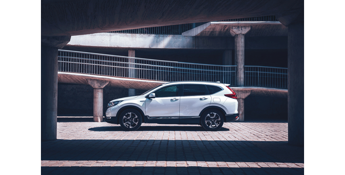O Honda CR-V é o SUV familiar ideal para viajar com crianças