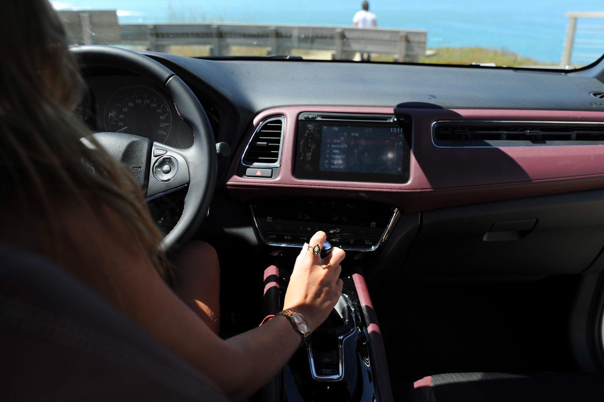 Caixa de Velocidades Manual Honda HR-V