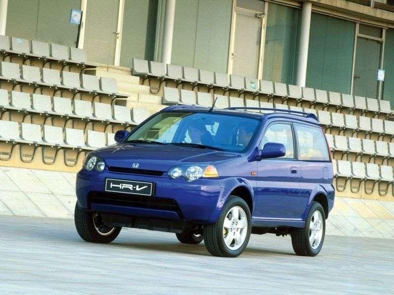 Primeira Geração do SUV Desportivo Honda HR-V